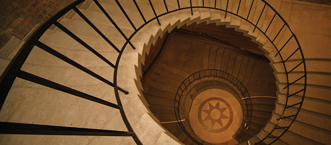 Staircase-web