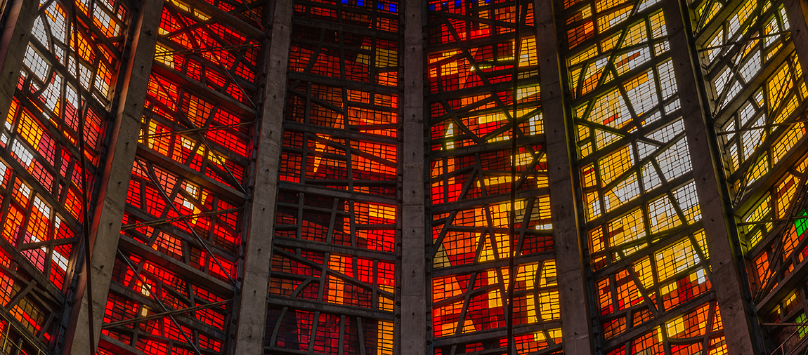 _D824262 Roof Stained Glass