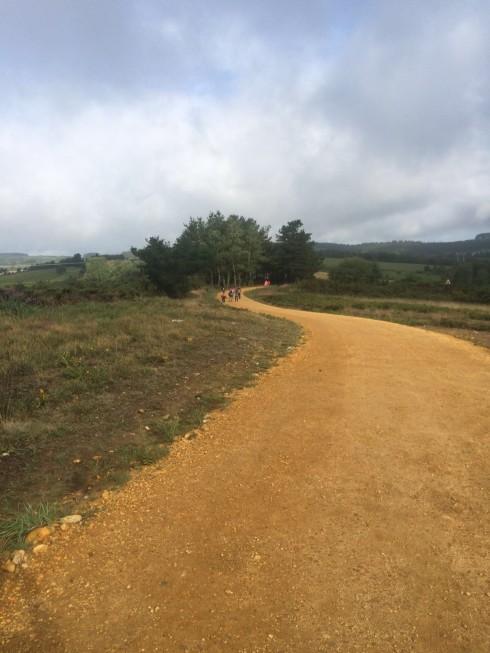 claire camino trail